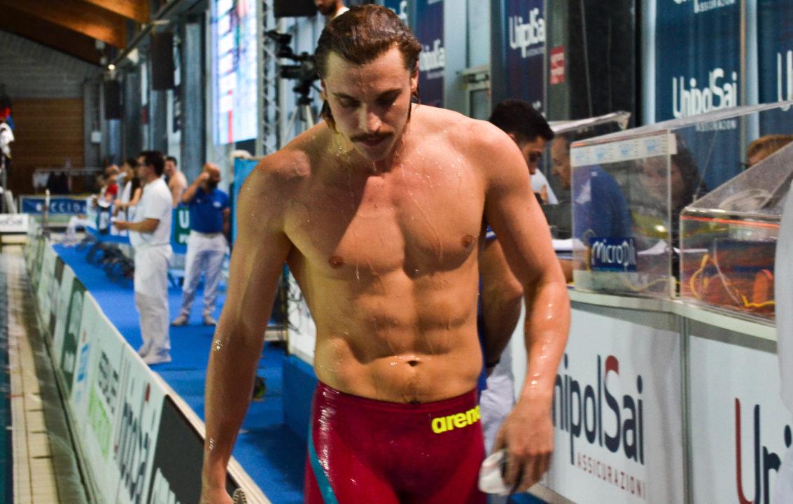 Swim Cup Eindhoven 2019-In Gara Ceccon-Condorelli-Acerenza-De Tullio