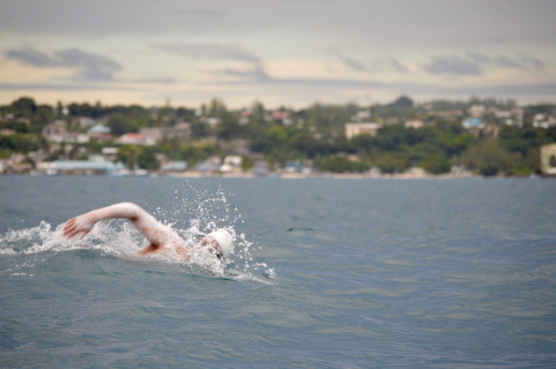 Swimming's TopTenTweets: Open Water History, Times 2