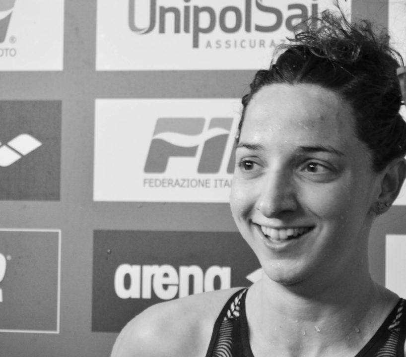 Elena Di Liddo Lowers Italian 100 Fly Record In 57.18