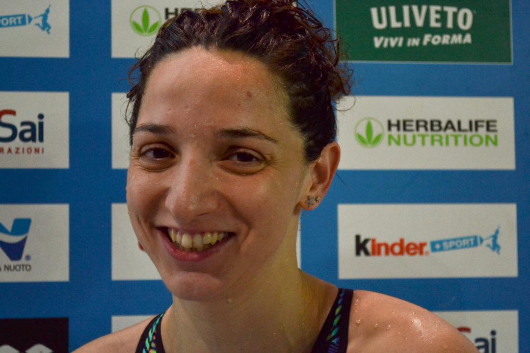 Gwangju: Elena Di Liddo Abbassa Il Record Italiano E Vola In Finale Con 57.04