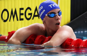 Kathleen Dawson Snaps Scottish Record in 100 Back, Passes Franklin All-Time