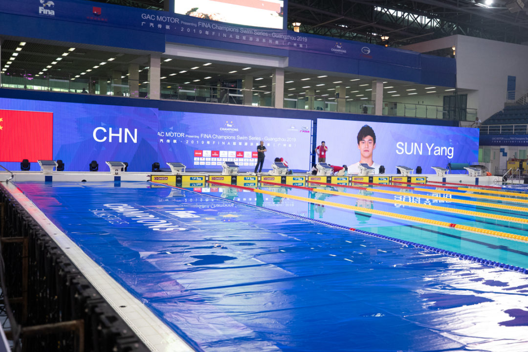 FINA Touts 20 Doping Tests at Opening Weekend of FINA Champions Series