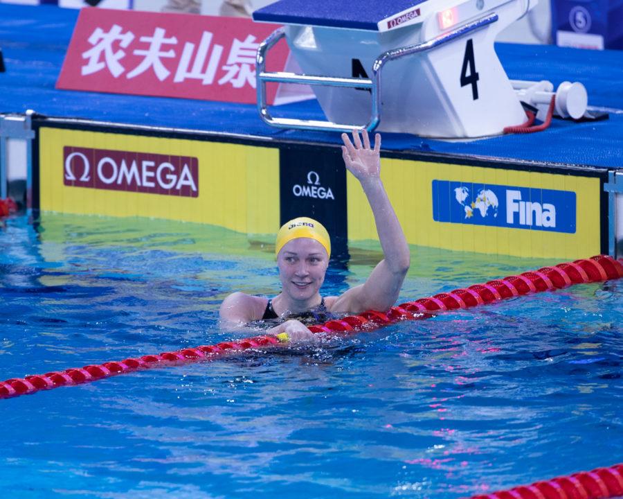 FINA Champions Swim Series 2019 : 880 000 $ attribués à Guangzhou