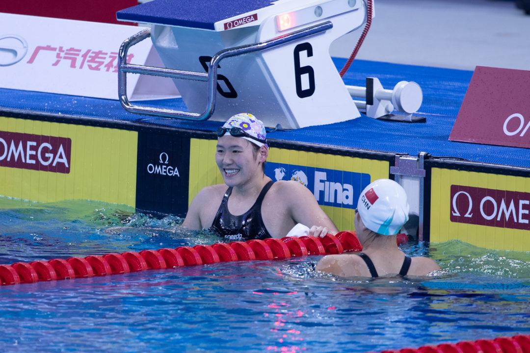 Dolfin Swim of the Week: Ye Shiwen Becomes a Breaststroker