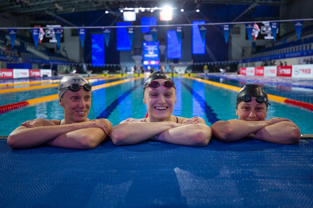 2019 FINA Champions Swim Series – Guangzhou: Day 1 Live Recap
