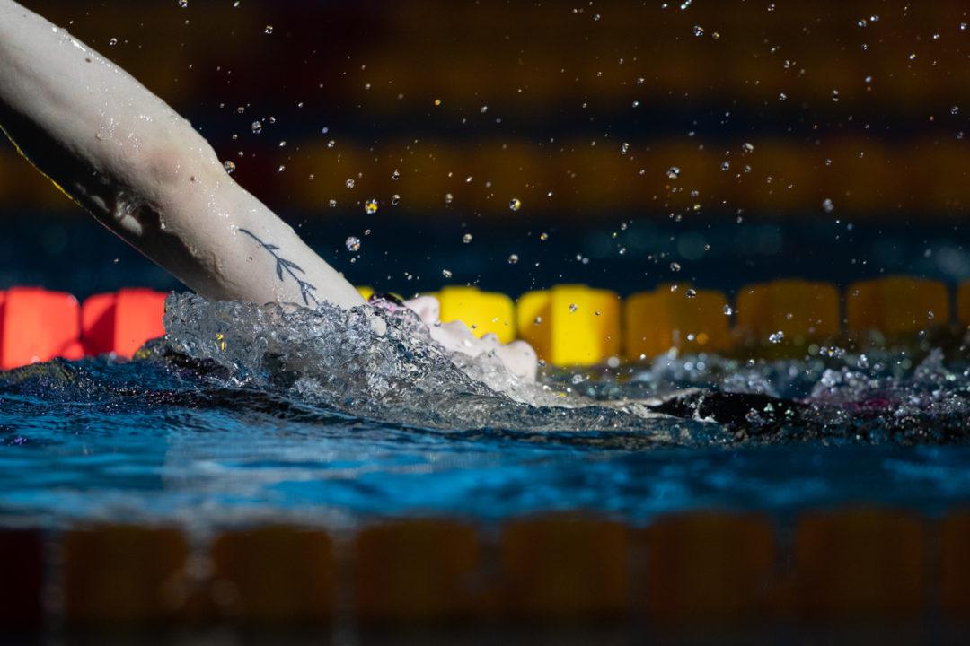 Fina Champions Swim Series: Le Immagini In Esclusiva Da Guangzhou