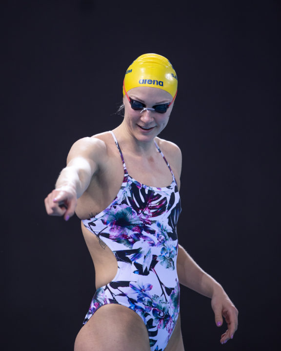 Sjostrom Puts Up Near-Season Best 100 Fly Time On Day 2 Of Swedish C'ships
