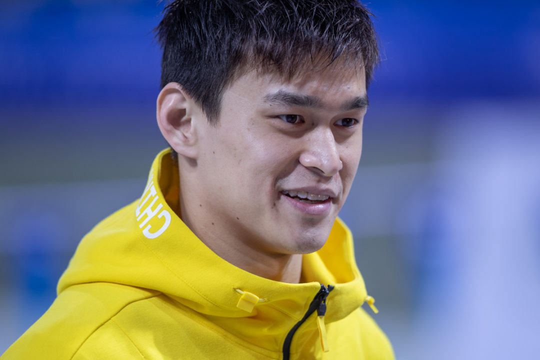 Goldies Sun Yang & Fu Yuanhui Drop Last Two Champions Series Stops