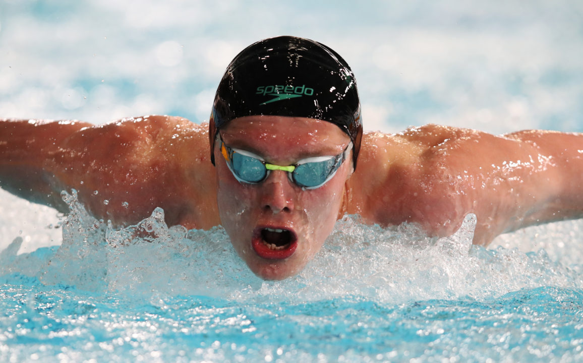 Speedo Aims to Keep Students Swimming with Deal to Sponsor BUCS Swimming Series