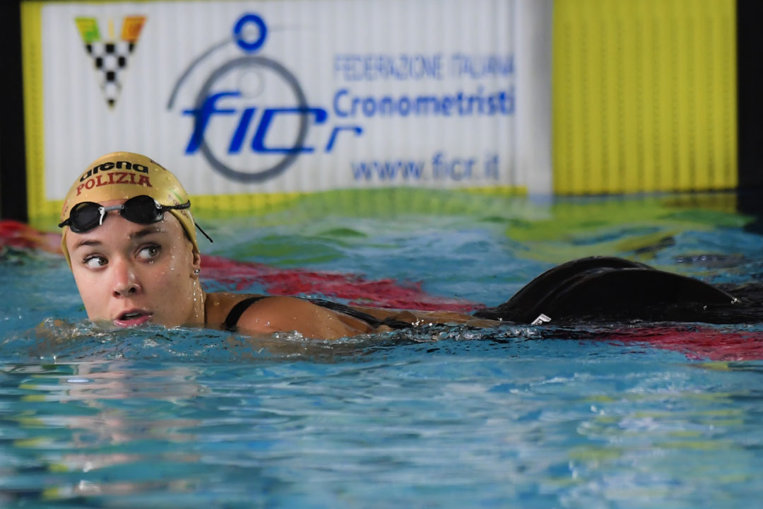 Swim Series Indianapolis: Margherita Panziera Batte Katinka Hosszu 2-0