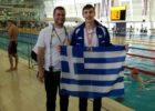 Greek NAG Record-holder George Aspougalis Commits to GWU