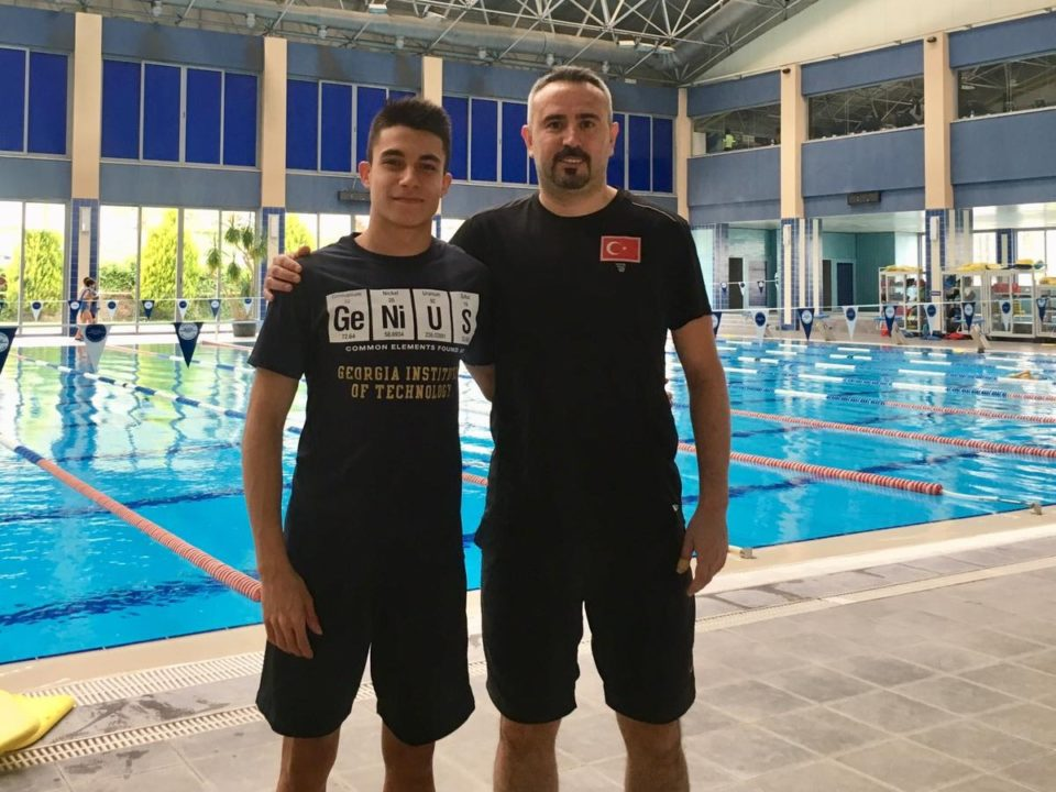 Turkish Nat'l Jr Teamer Batur Unlu Verbally Commits to GT for 2020