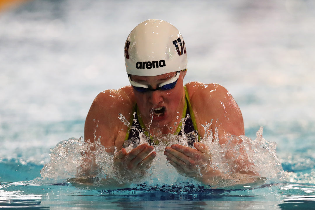 British Summer C'ships: Hannah Miley Puts Up Fastest 400 IM Since Surgery