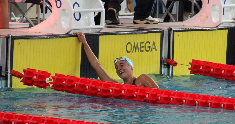 Así se entrenan los nadadores argentinos en cuarentena