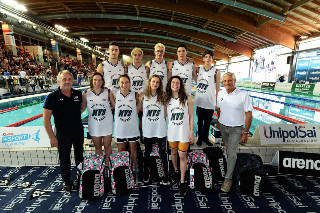 Most Valuable Swimmer: Ecco I Vincitori Del Premio Arena/FIN