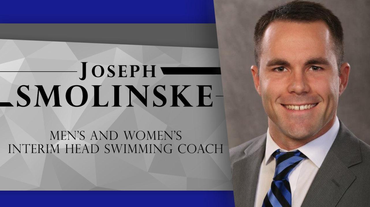 Joseph Smolinske Out as Interim Head Coach of Marymount Swimming (D3)