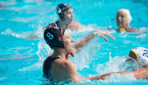 Pacific's Christmas Repeats as GCC Water Polo Player of the Year