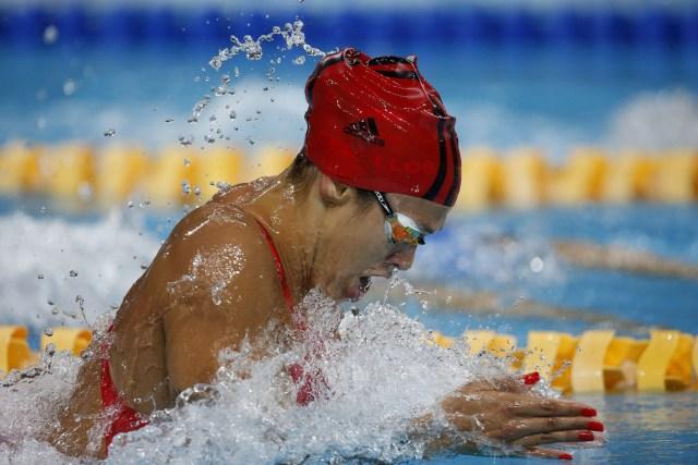 María Lenk, día 4: Macarena Ceballos, otra argentina campeona en Brasil