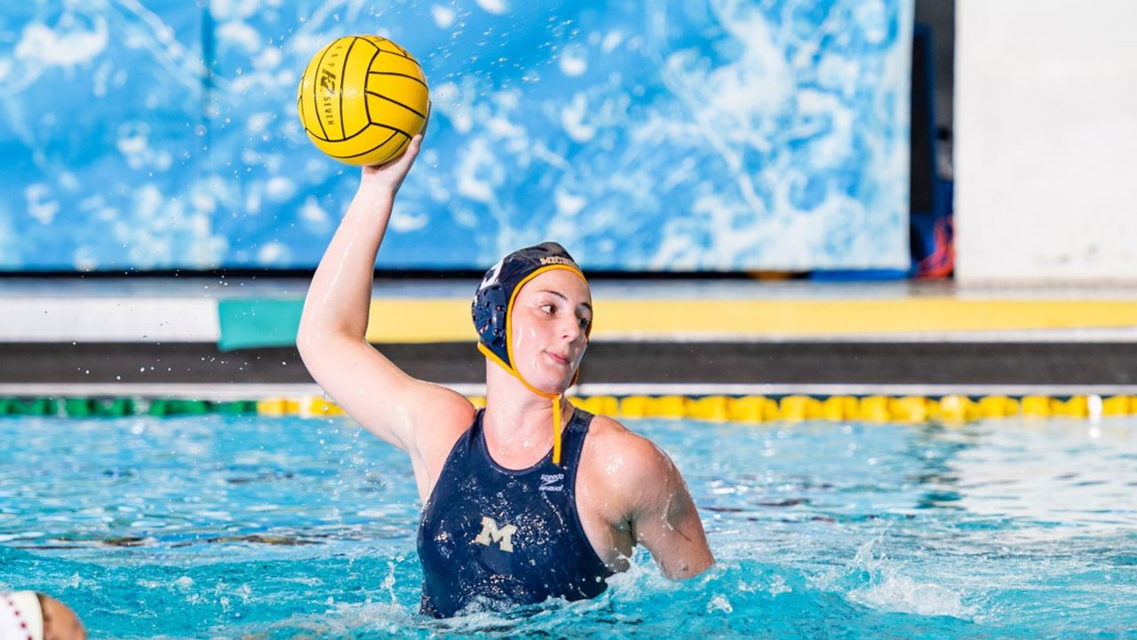 Michigan's Steere, Andrews Lead CWPA All-Conference Honorees