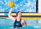 27 Synchronized Swimmers, Women's Water Polo Players Named Academic All-Big Ten