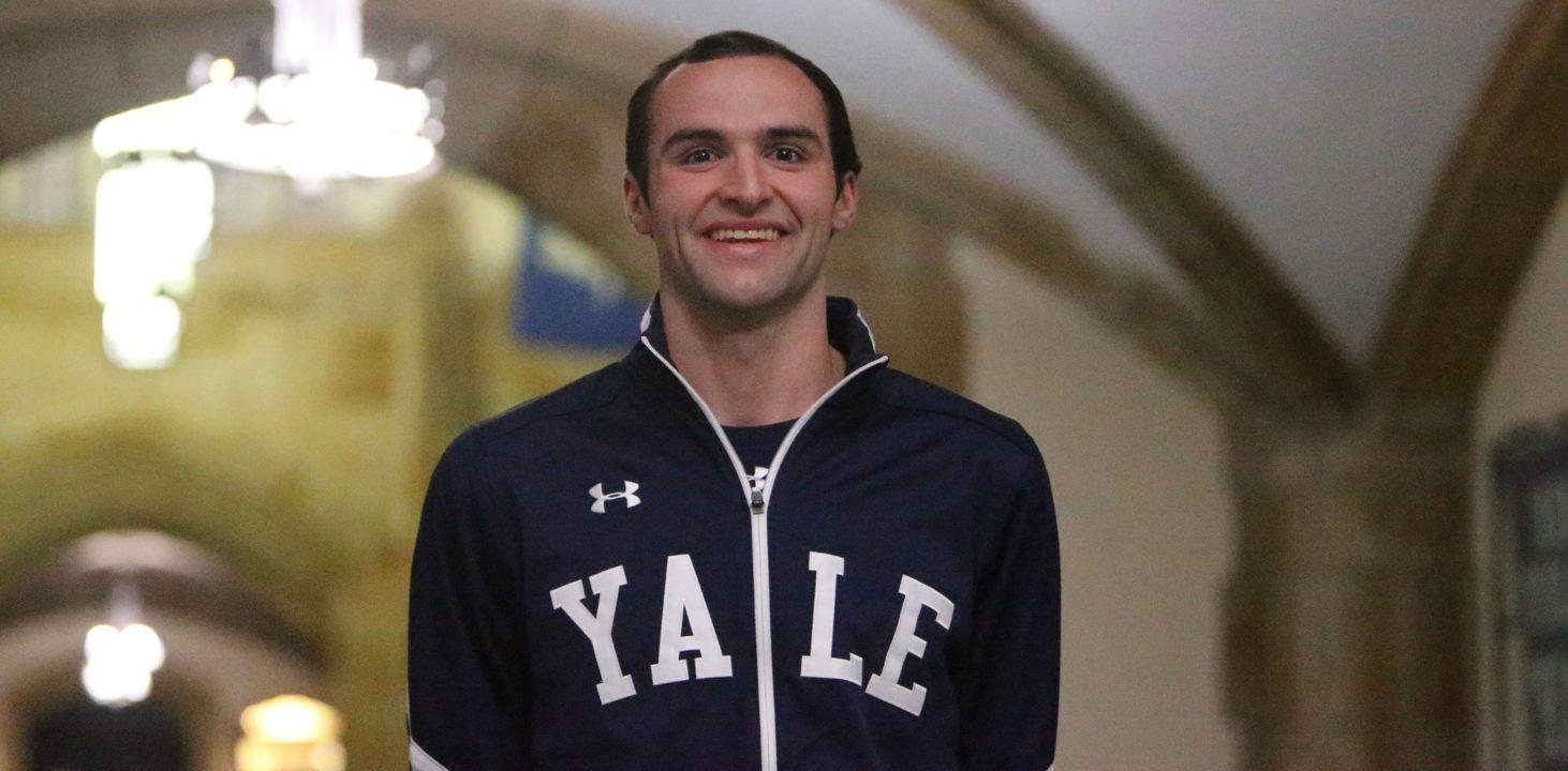 Yale Men Name Slabe as 2019-2020 Team Captain