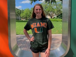 Savannah Barr's Triple Leads Miami (FL) to Win Over FGCU