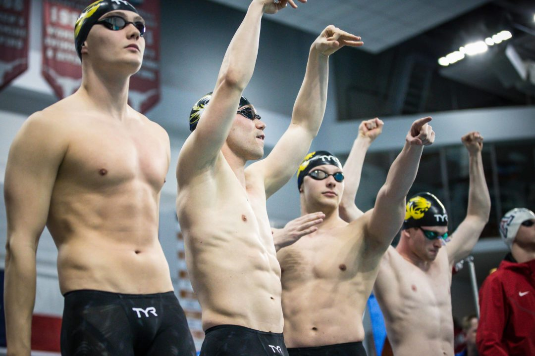 Mizzou Tigers Rack Up Nation-Leading Times, Sweep All Opponents in Quad Meet