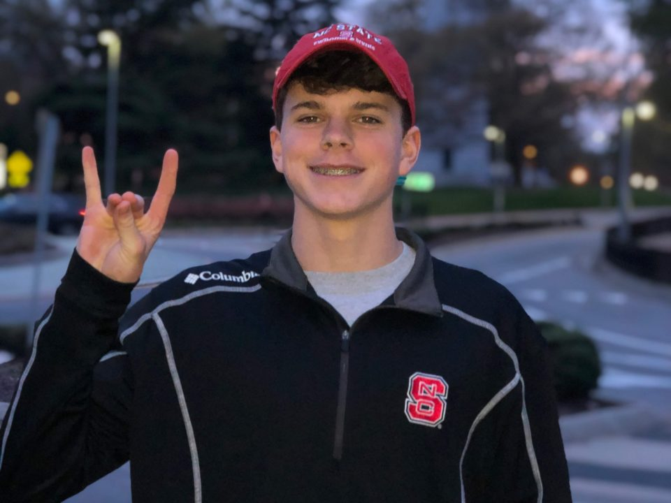 One More Moore for the Wolfpack: MOR's Michael Moore Commits for 2020
