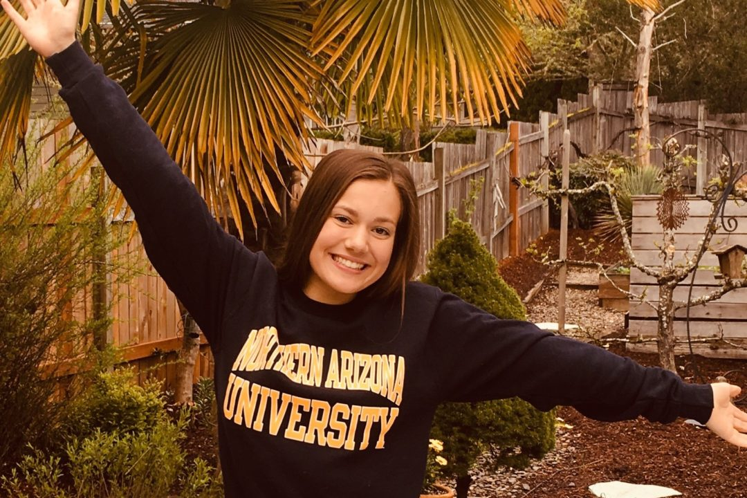 Winter Juniors Qualifier Francesca Criscione Verbally Commits to NAU