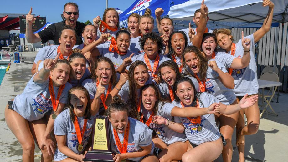 Pacific Downs Loyola Marymount for Third-Straight GCC Tourney Title