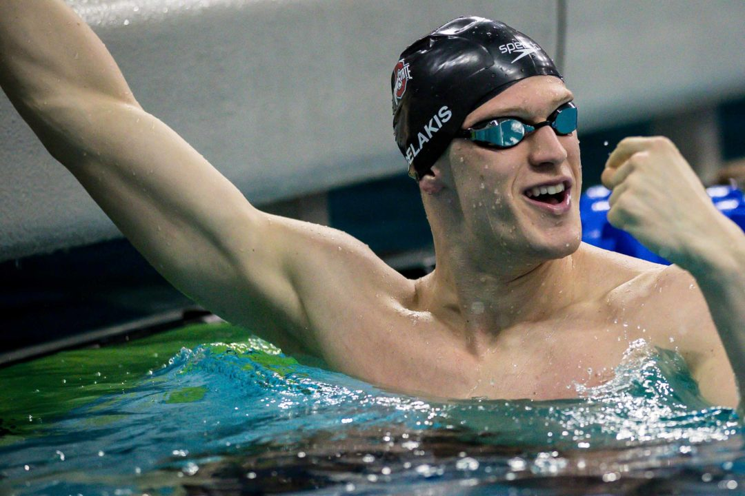 Big Ten Champion Paul DeLakis Retires from Swimming, Won't Pursue 5th Year