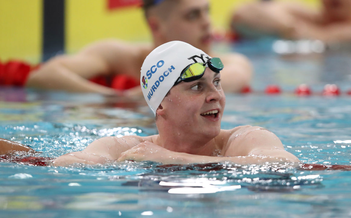 Murdoch & Willmott Take Gold On Glasgow Night 2