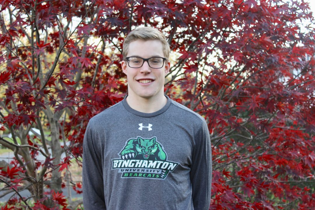 All Around Freestyle Talent Ryan Maierle Commits to Binghamton University