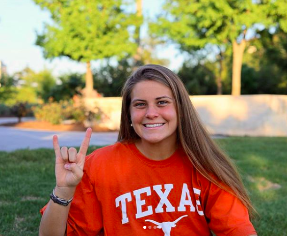#7 Emma Sticklen Announces Verbal Commitment to Texas for 2020