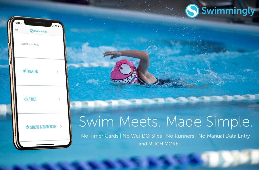 This APP Will Make Your Swim Teams And Volunteers Happy