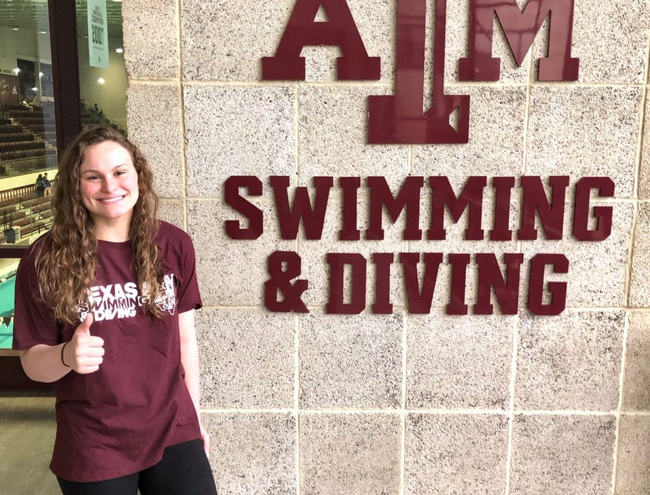 Winter Juniors Finalist Evelyn Bruner Makes Verbal Pledge to Texas A&M