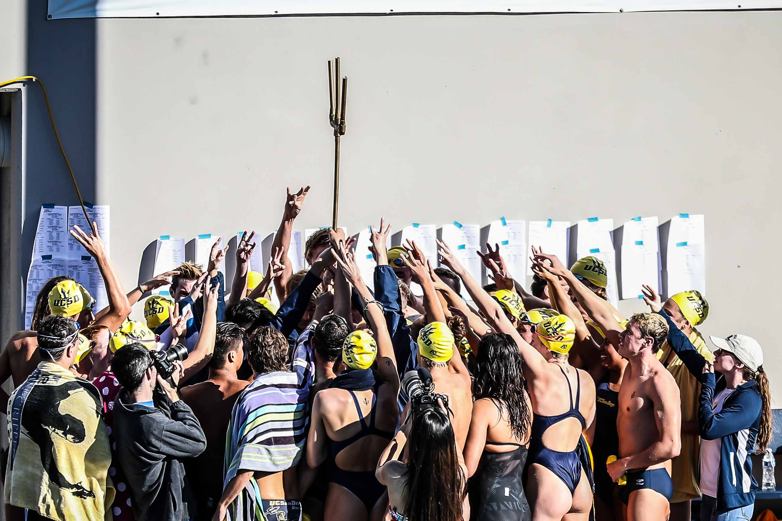 10 Things Swimmers Can Do for Exceptional Team Culture