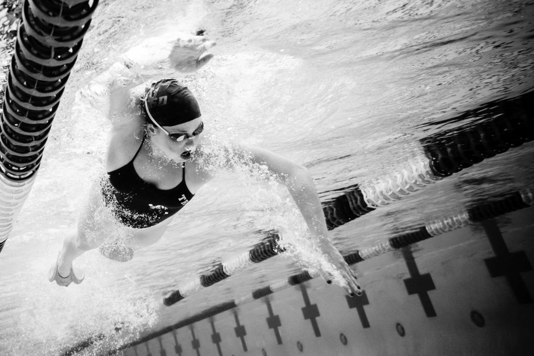 How to Swim Faster: Effective Goal Setting