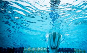 14-Year-Old Michael Robinson Hits National Age Leading 24.0 in 50-Meter Free