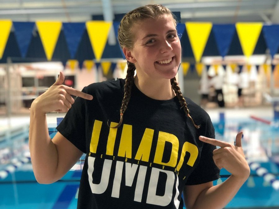Futures Finalist Kylie Kelly Commits to In-state UMBC