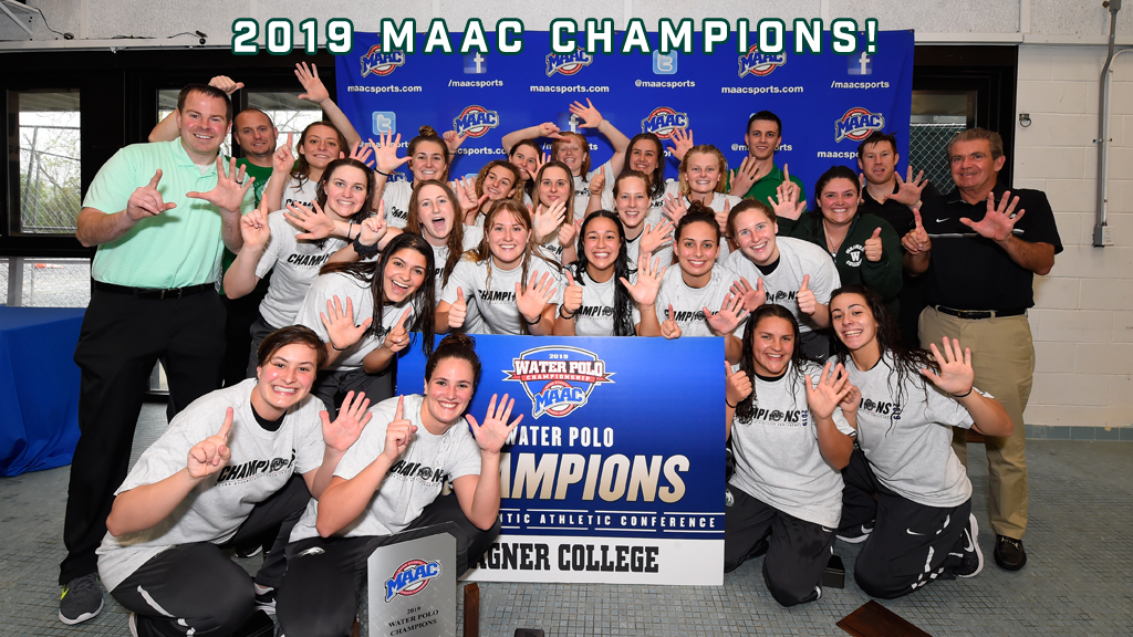 Make It Six: Wagner Bests Marist 8-4 for Sixth-Straight MAAC Championship