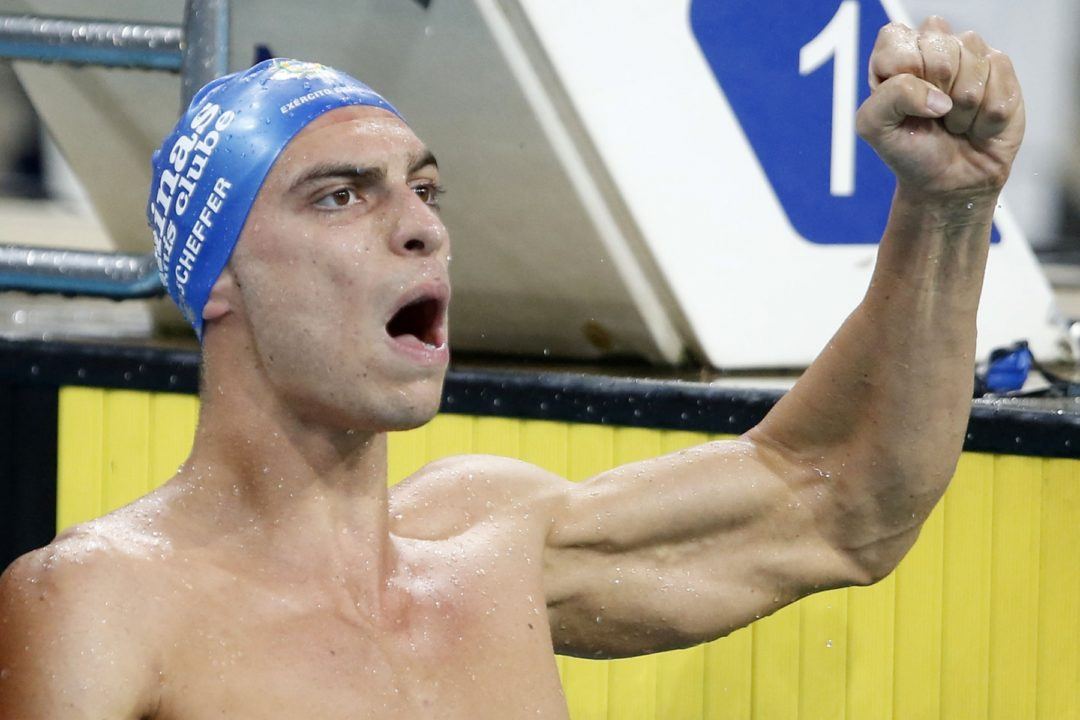 2019 Brazil Trophy Night 6: Scheffer Smashes Own S. American 400 FR Record