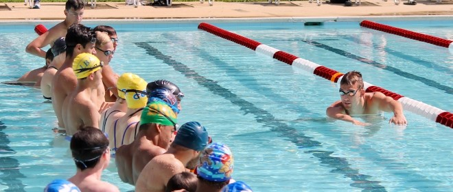 Summer Swim Camps Across the USA