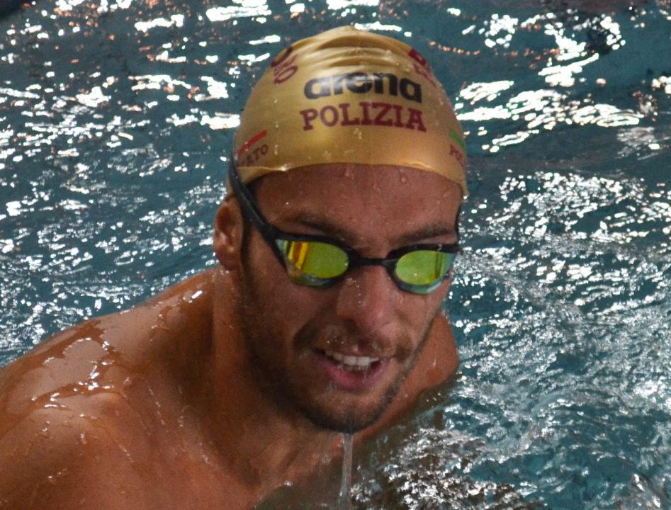 Paltrinieri Powers His Way To Top Of 1500 World Rankings