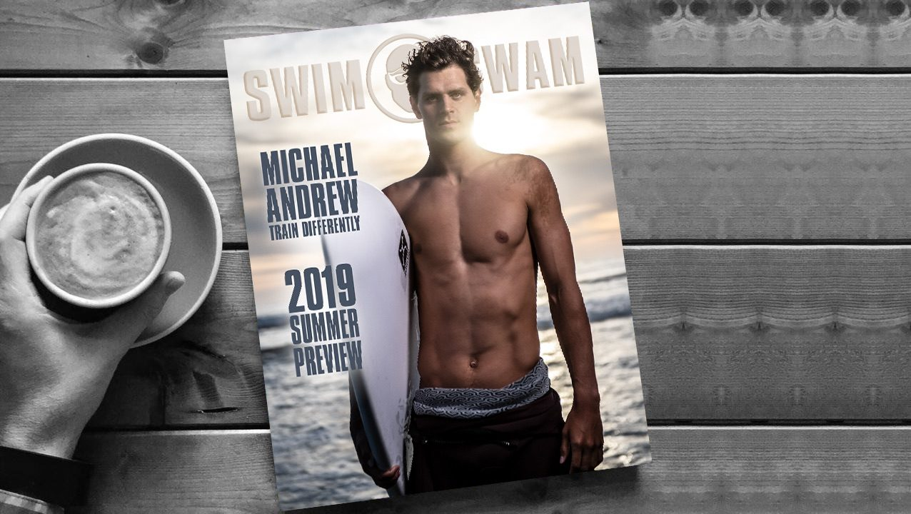 Get The 2019 Summer Preview Issue With The Michael Andrew Cover