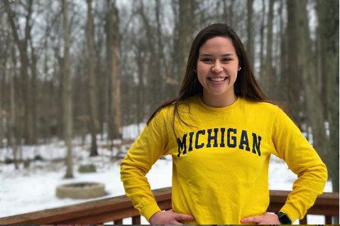 Michigan Adds Verbal from Club Wolverine's Sophia Tuinman for 2020