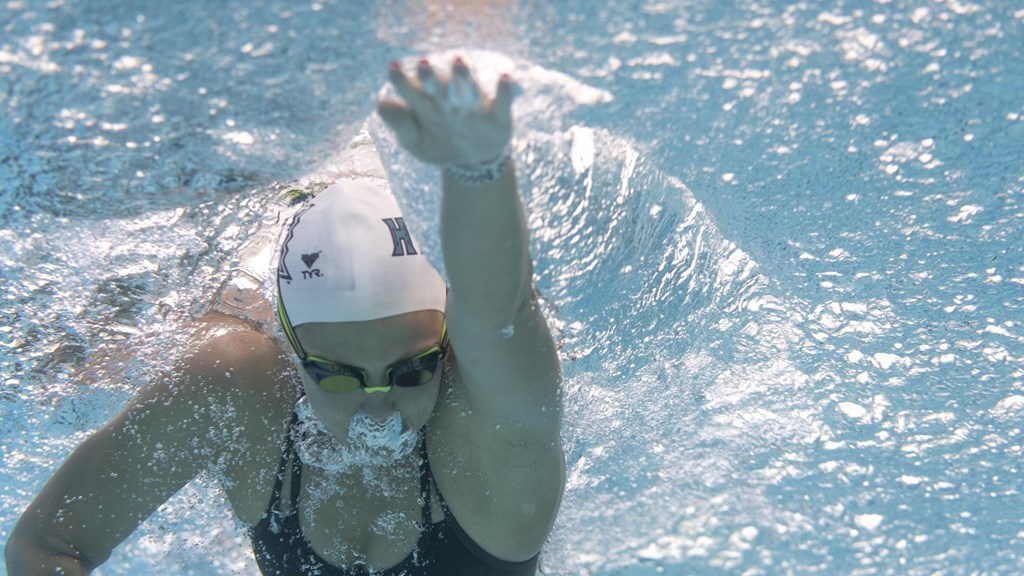Hines, Kokko Headline Mountain Pacific Swim & Dive Yearly Awards