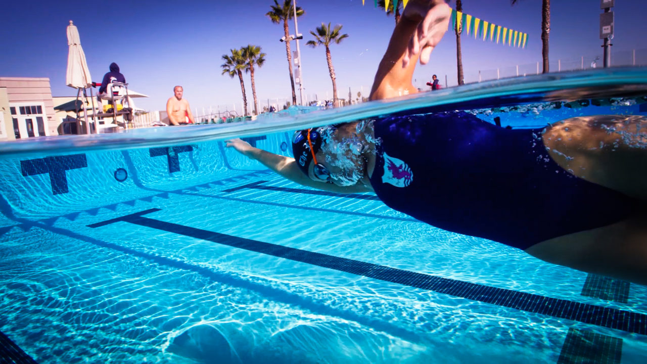This Drill Turns Non-Swimmers Into Swimmers