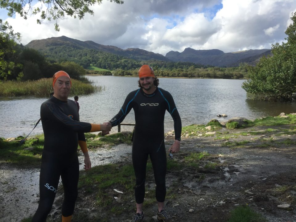 Challenging Waters: The Diary of a Lake District Swimmer