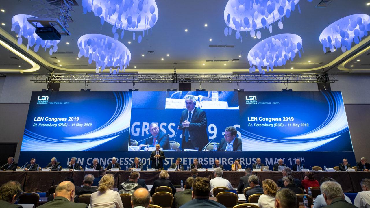 Congresso LEN: Surplus Di Reddito, Successo Degli Europei Ed Obiettivi
